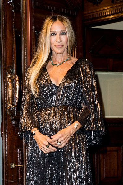 Sarah Jessica Parker at Wyndham's Theatre on May 29, 2019 in London, England | Photo: Getty Images