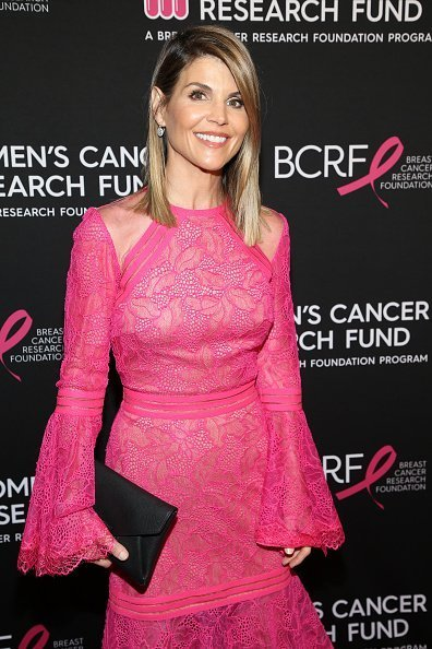 Lori Loughlin attends The Women's Cancer Research Fund's An Unforgettable Evening Benefit Gala at the Beverly Wilshire Four Seasons Hotel on February 28, 2019 in Beverly Hills, California | Photo: Getty Images