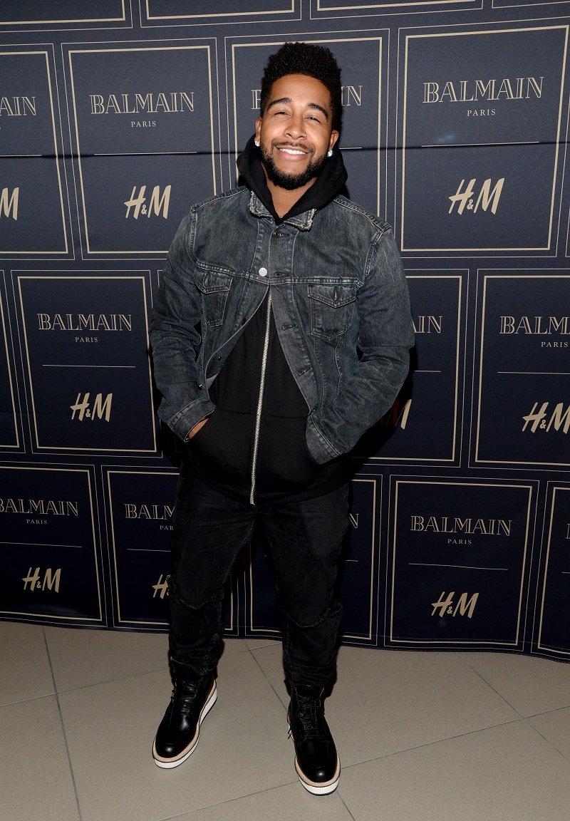 Omarion on November 4, 2015 in West Hollywood, California | Photo: Getty Images