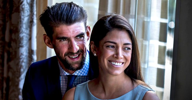 Michael Phelps and Wife Nicole Discuss the Impact of Depression on Their Relationship