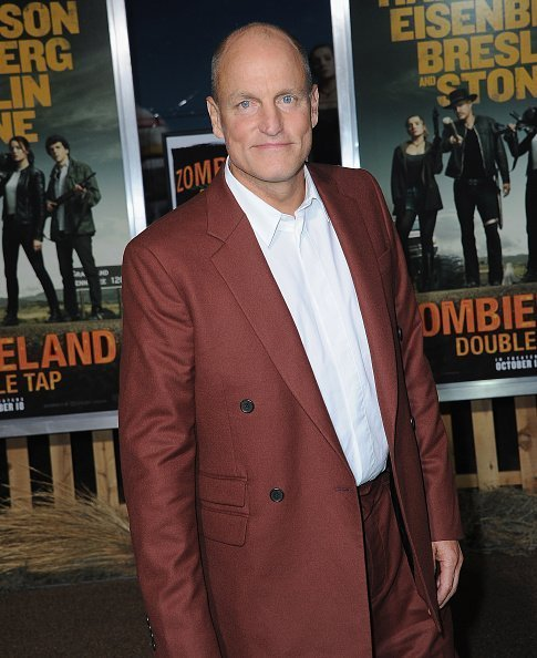 """Woody Harrelson at the Premiere Of Sony Pictures' """"Zombieland Double Tap"""" on October 10, 2019 