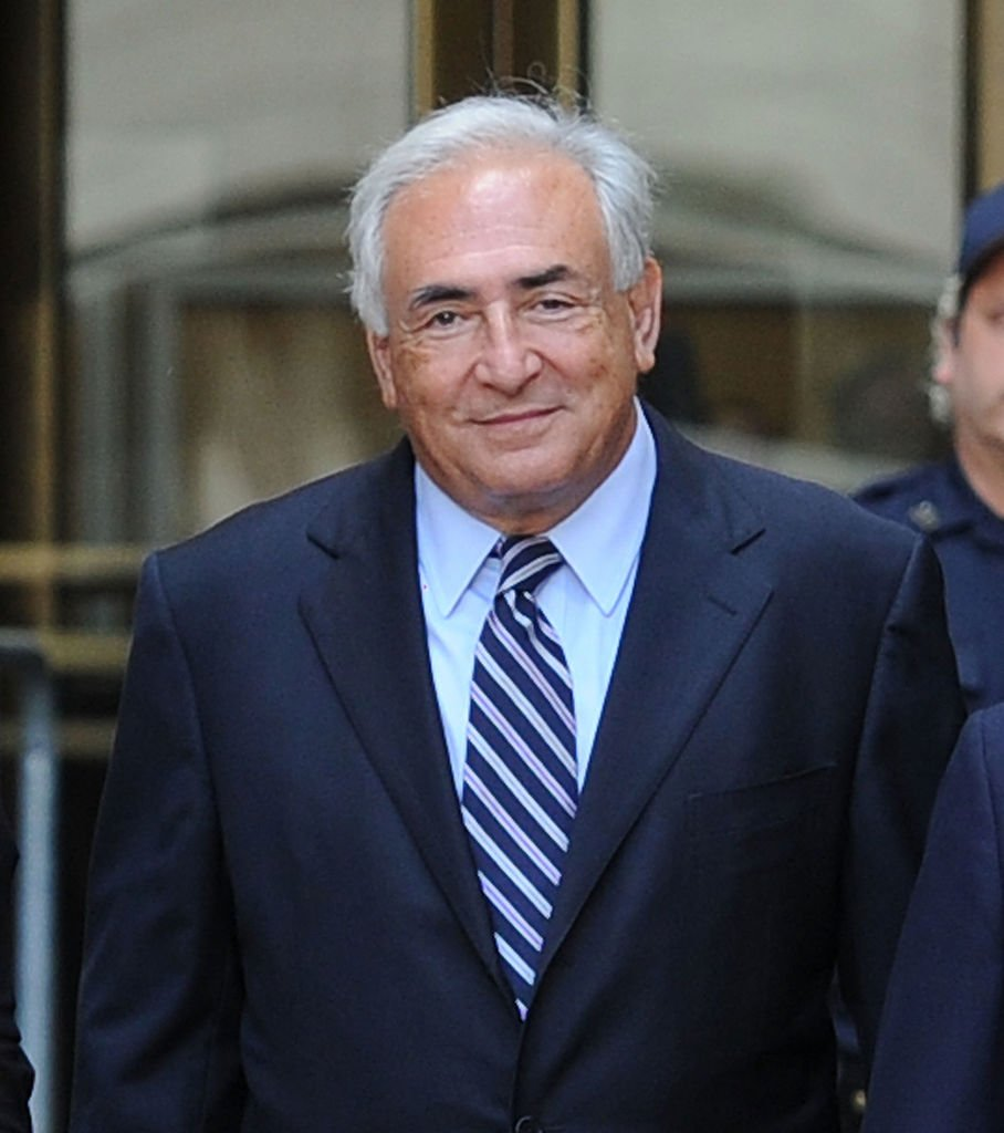 L'homme politique Dominique Strauss-Kahn. | Photo : Getty Images