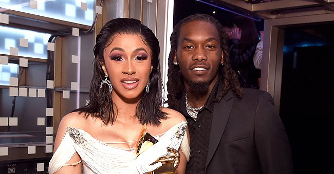 Cardi B & Offset's Daughter Kulture Dances in a Trendy Gucci T-Shirt — Watch the Sweet Video
