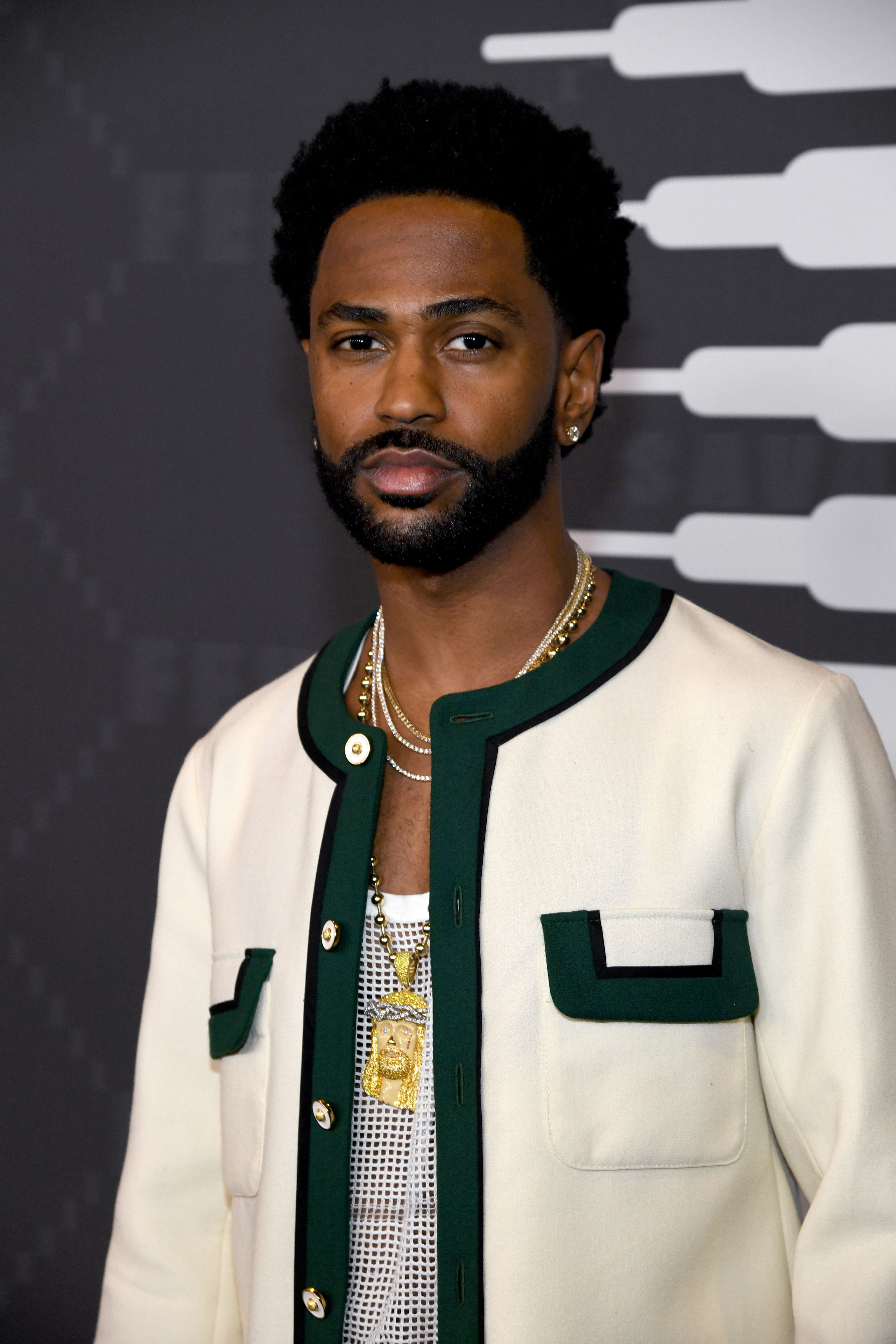 Big Sean at the Savage X Fenty Show Presented By Amazon Prime Video - Arrivals on September 10, 2019 | Photo: Getty Images