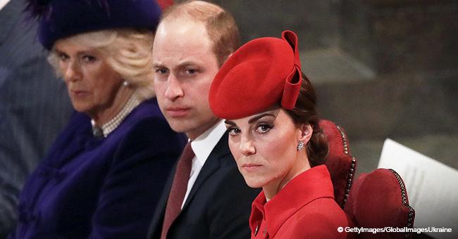 Meghan Markle : le silence de Kate Middleton et William pendant 10 heures après l'accouchement