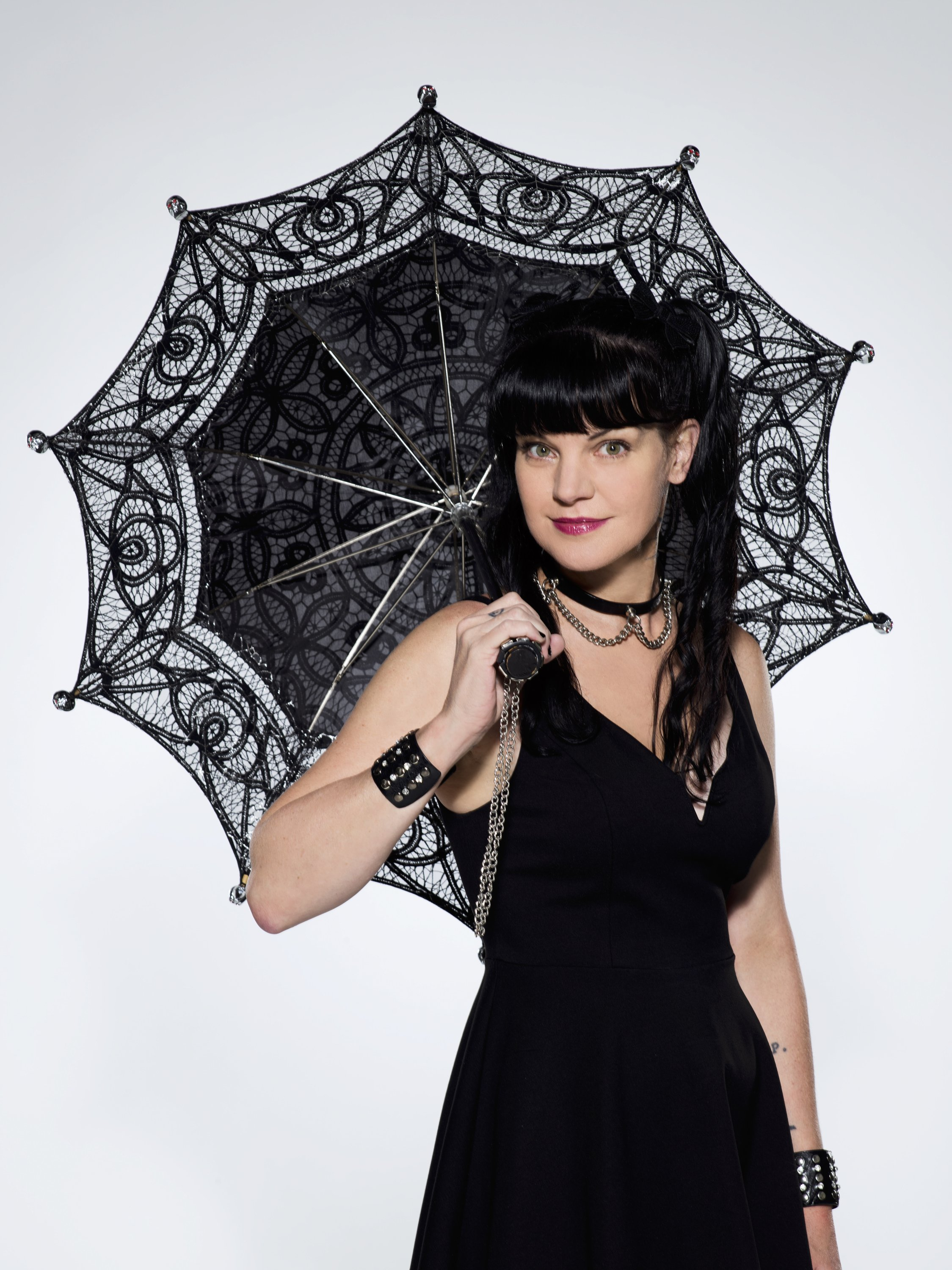 Pauley Perrette on the set of the CBS series NCIS, scheduled to air on the CBS Television Network. |Photo: Getty Images