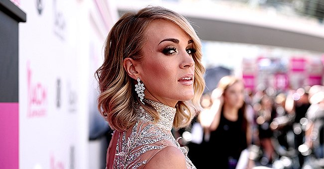 Carrie Underwood Celebrated 37th Birthday with Workout & Cake-Flavored Protein Bar