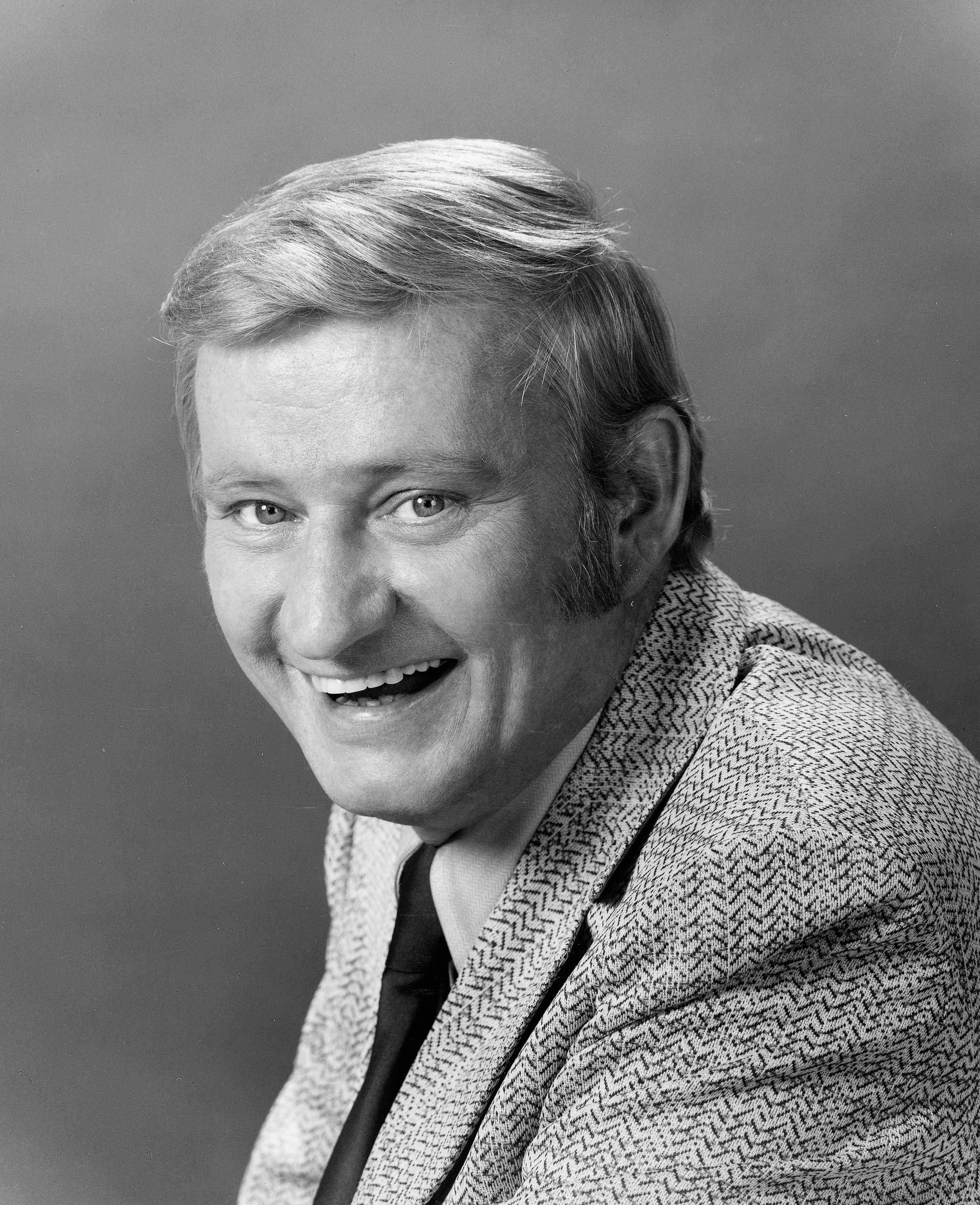 """Photo of Dave Madden from """"The Partridge Family"""" - Gallery (1972). 