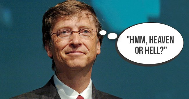 Daily Joke: St. Peter Offered Bill Gates a Tour of Hell to Decide Where He Wants to Go