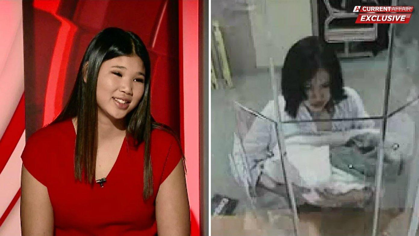 Jessica fue abandonada por su madre cuando estaba recién nacida. | Foto:YouTube/A Current Affair
