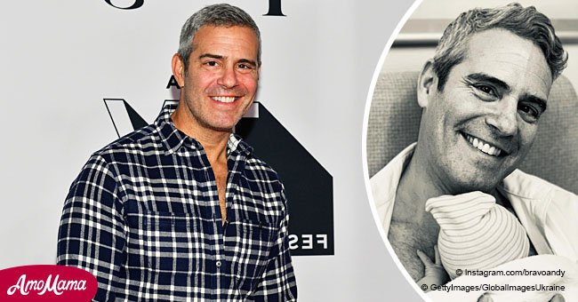Andy Cohen is 'speechless' welcoming first baby via surrogate, and here's his son's special name