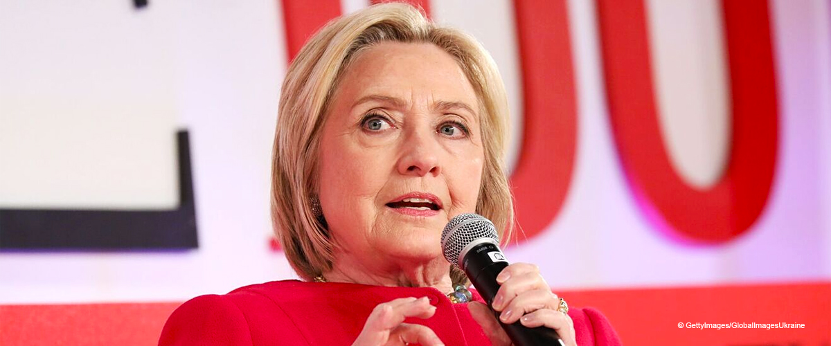 Hillary Clinton on Trump's Obstruction of Justice: 'You Can't Indict a Sitting President'