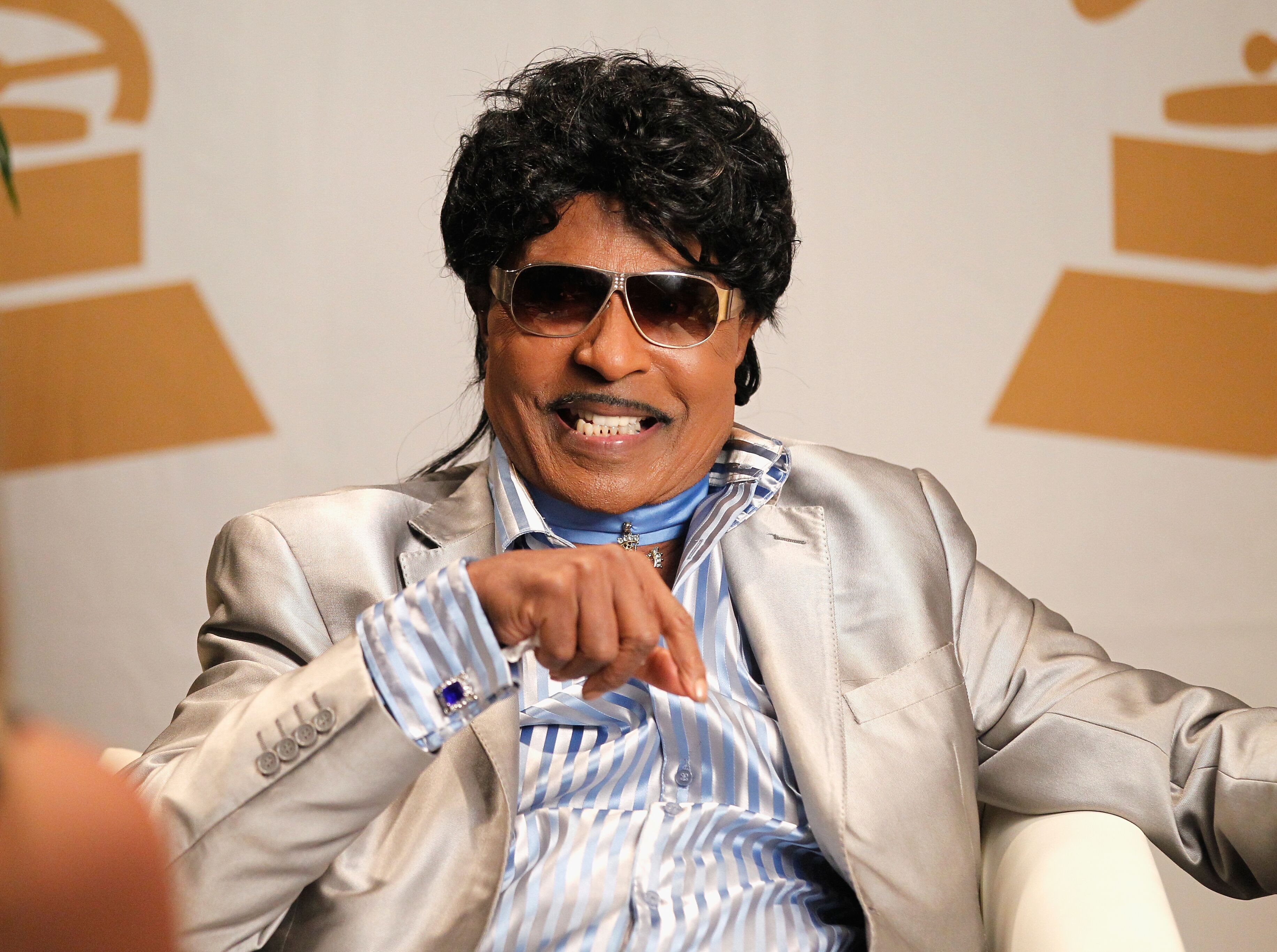 "Little Richard at ""The Legacy Lounge,"" a conversation with CeeLo Green and his inspiration at W Atlanta - Downtown in Atlanta, Georgia 