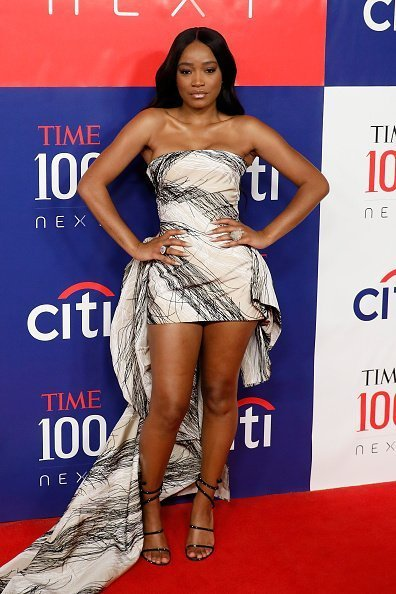: Keke Palmer attends Time 100 Next at Pier 17 on November 14, 2019 | Photo: Getty Images