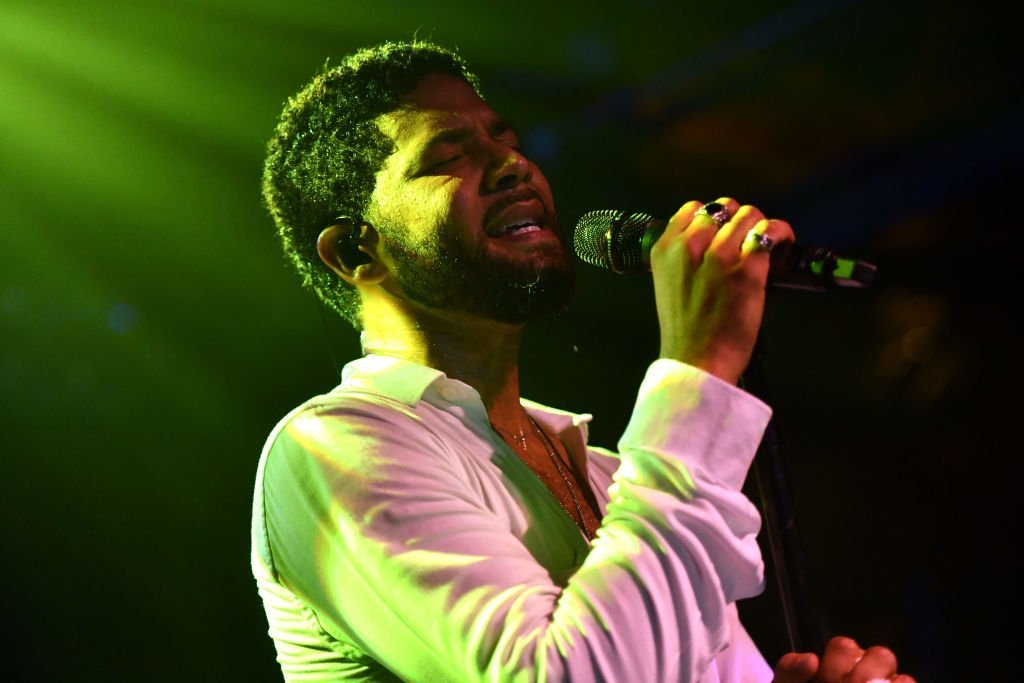 Jussie Smollett performs onstage at Troubadour in West Hollywood, California | Photo: Getty Images