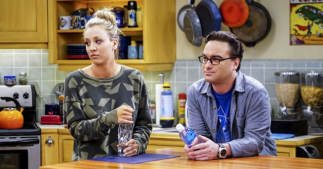 'Big Bang Theory's Kaley Cuoco Opens up about Filming Intimate Scenes with Ex Johnny Galecki