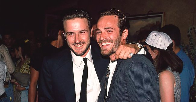 David Arquette Reveals the Late Luke Perry Became Part of His Family – Inside Their Friendship