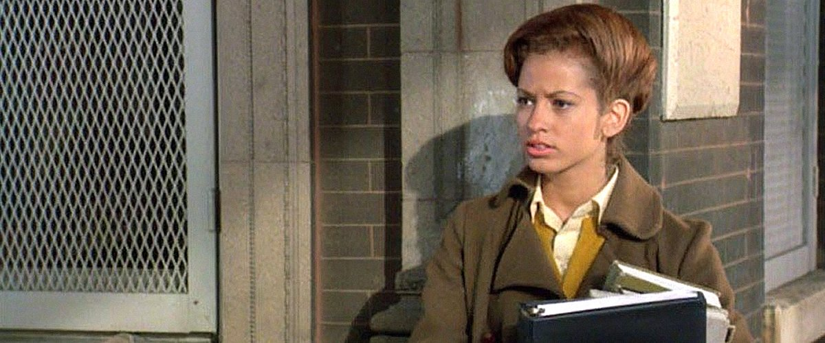 """A picture of actress Cynthia Davis as Brenda on """"Cooley High"""" 