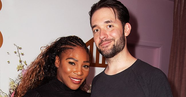 Serena Williams' Husband Alexis Ohanian Shares Sweet Throwback Video of the Couple Exchanging Vows on Their Wedding Day