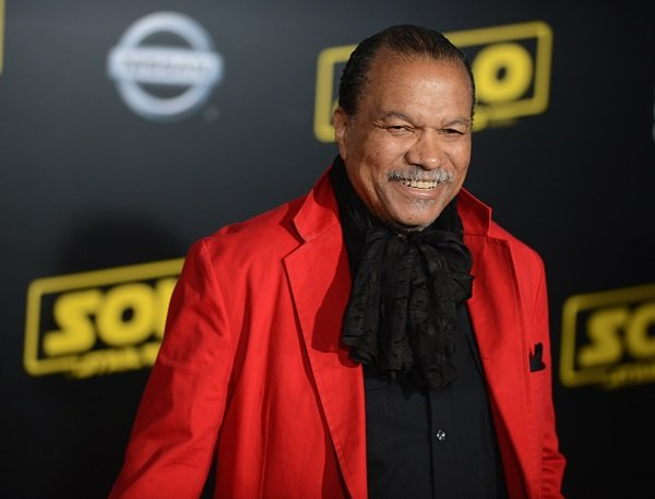 Billy Dee Williams on May 10, 2018 in Los Angeles, California | Source: Getty Images