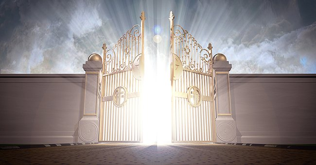 A pearly gate. | Photo: Shutterstock