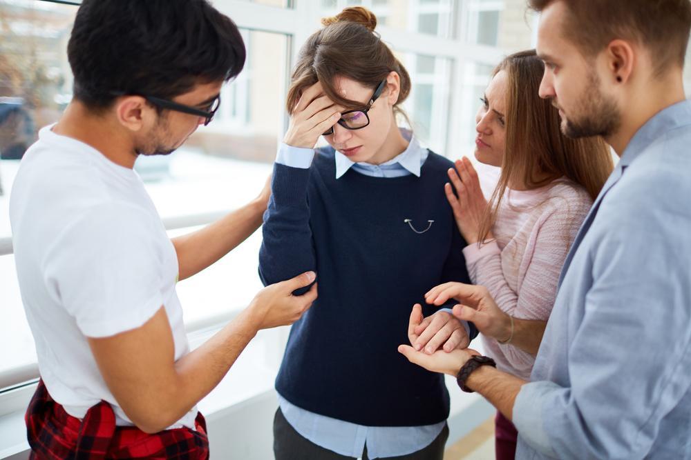 Grupo de personas. | Foto: Shutterstock