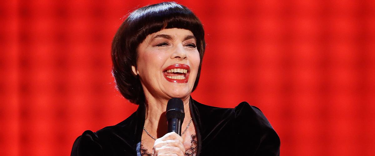 Mireille Mathieu envisagerait un featuring avec le rappeur Maître Gims