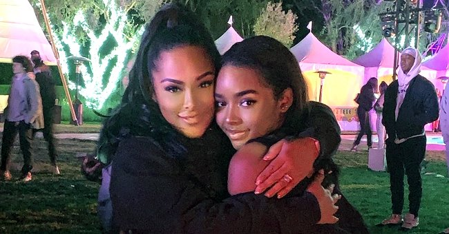 Omar Epps' Wife Keisha Celebrates Their Daughter K'mari's 16th Birthday in Loving Posts