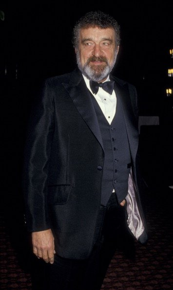 Victor French à Los Angeles, 19 février 1987 |Source: Getty Images