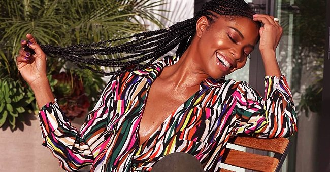 Gabrielle Union Shares Photo of Book Cover of Her First-Ever Children's Book 'Welcome to the Party'