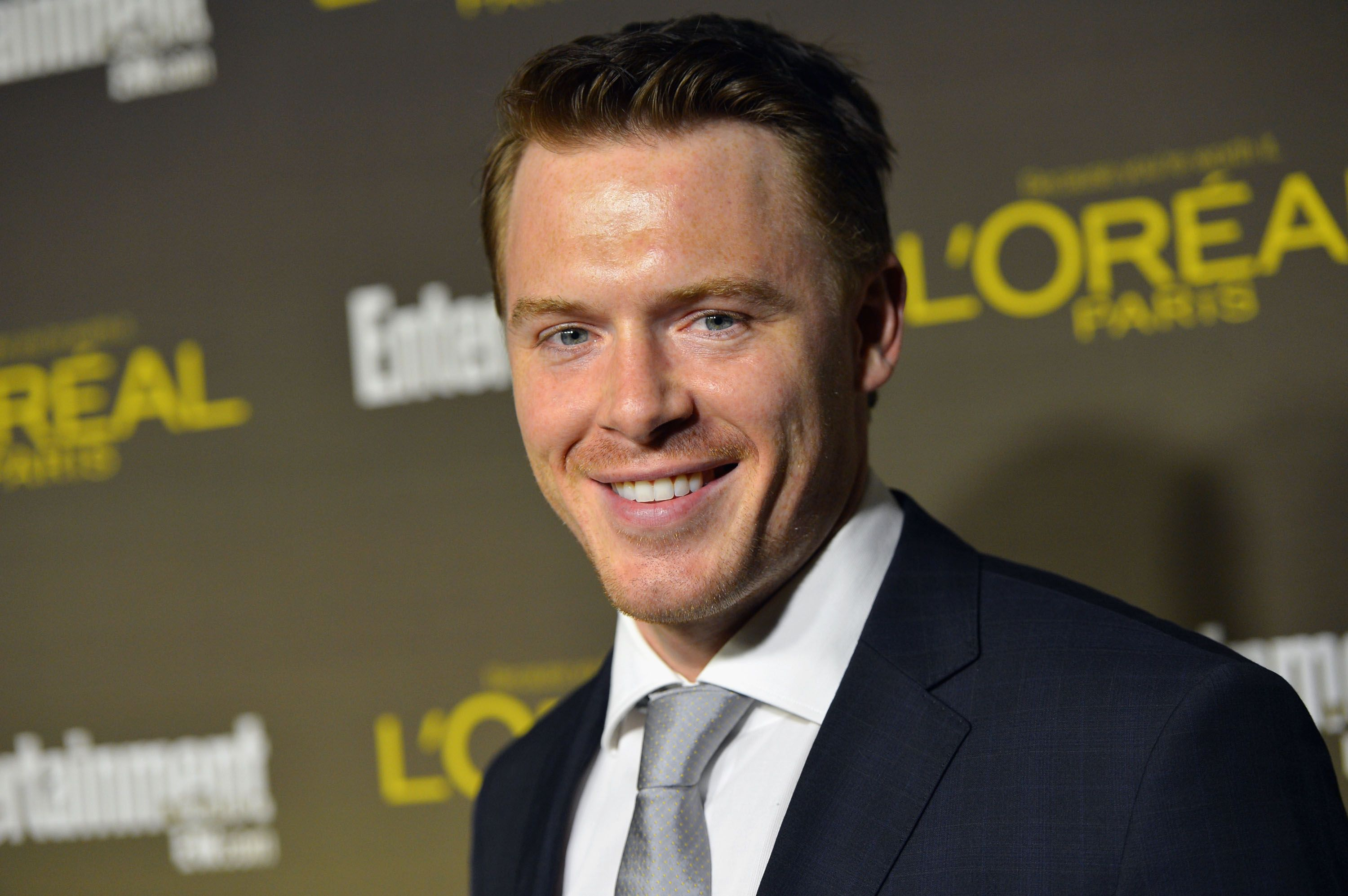 Diego Klattenhoff at the 2012 Entertainment Weekly Pre-Emmy Party in West Hollywood | Source: Getty Images
