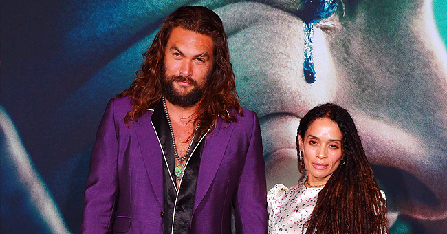 'Game of Thrones' Actor Jason Momoa's Wife Lisa Bonet Stuns in White Floral Gown at the 'Joker' Premiere