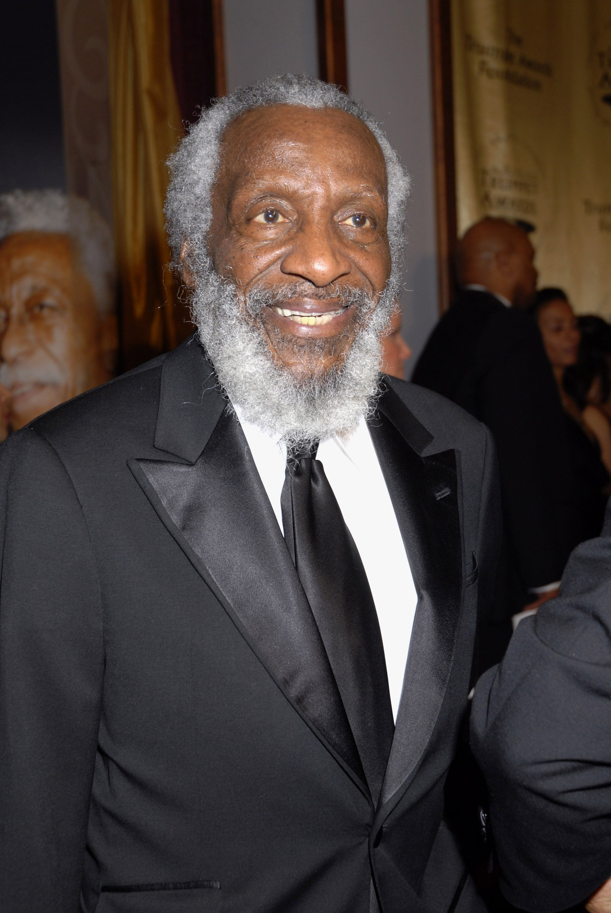 Dick Gregory during 2007 Trumpet Awards Celebrate African American Achievement at Bellagio Hotel in Las Vegas, Nevada, United States on 22 January 2007.   Photo: Getty Images