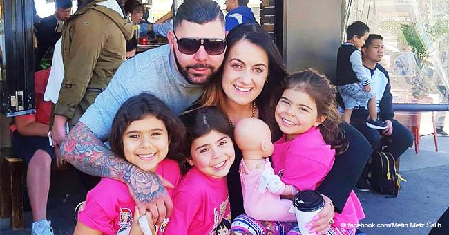 Madre de 7 con cáncer de mama etapa IV espera cumplir desgarradora lista de deseos antes de morir