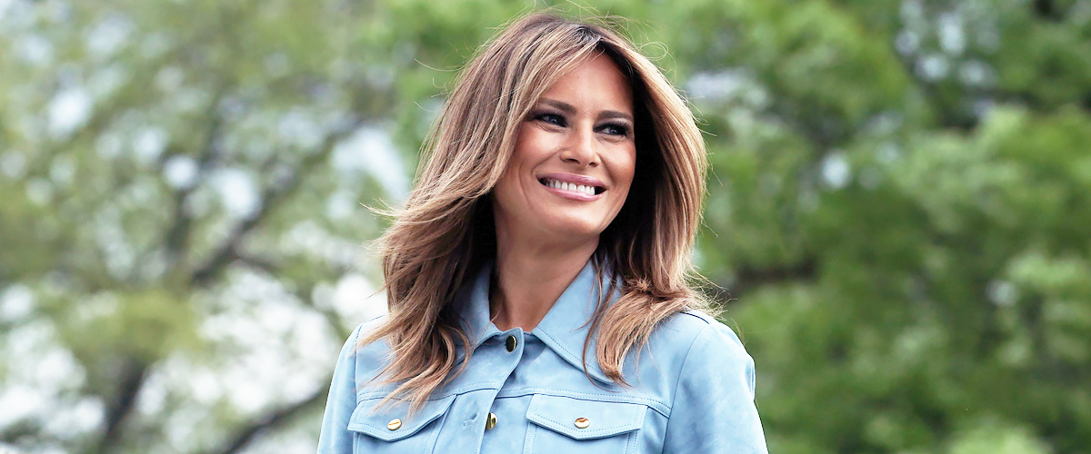 Fans Join Melania to Wish America a Happy 4th of July