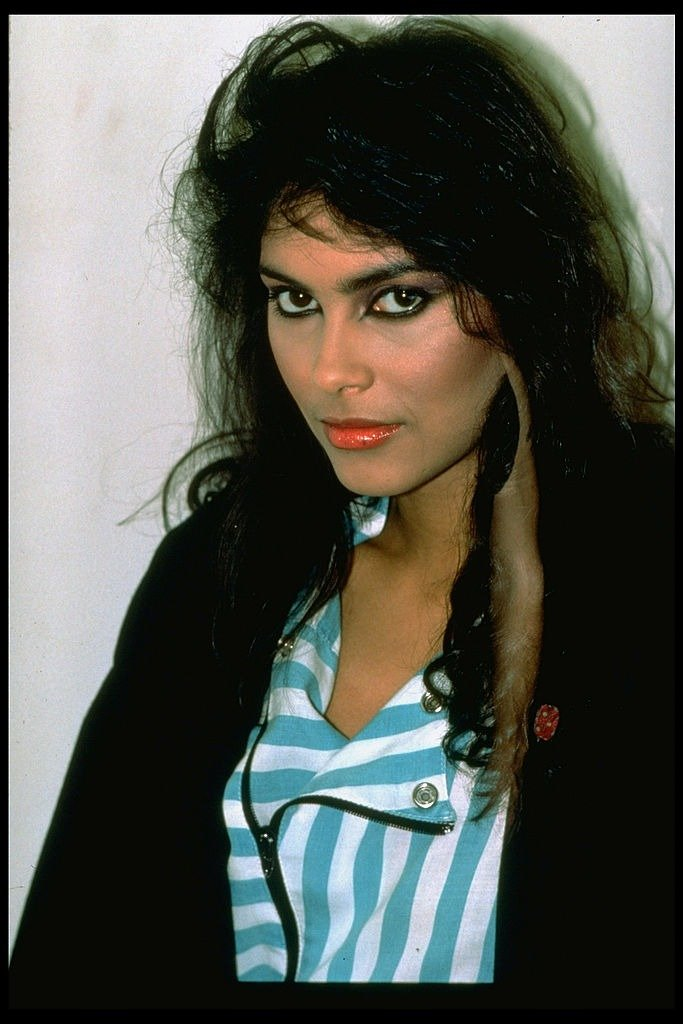 Singer Vanity, a protege of The Artist (aka Prince) | Photo: Getty Images