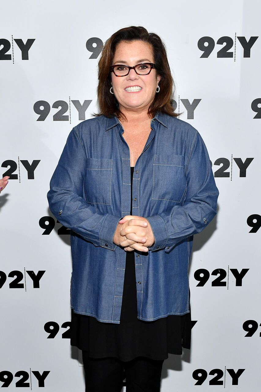 Rosie O'Donnell attends the 92nd Street Y Presents Sheila Nevins in Conversation with Rosie O'Donnell. | Source: Getty Images