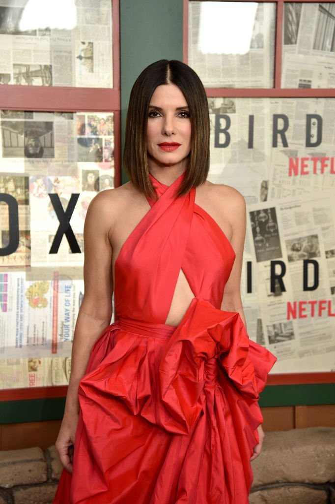 """Sandra Bullock attends the New York Special Screening Of The Netflix Film """"BIRD BOX"""" at Alice Tully Hall 