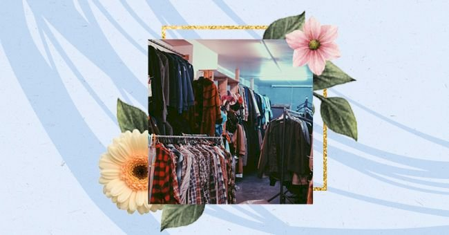 10 Reasons To Thrift Shop