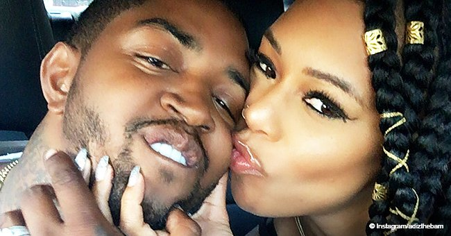 Lil Scrappy's Wife Causes a Stir Online as She Fires Back at Fan for Calling Her a 'Side Chick'