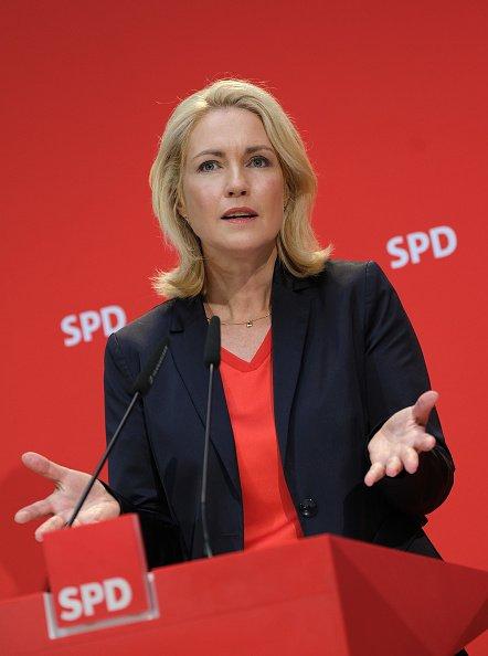 Manuela Schwesig, Berlin, September 2019   Quelle: Getty Images