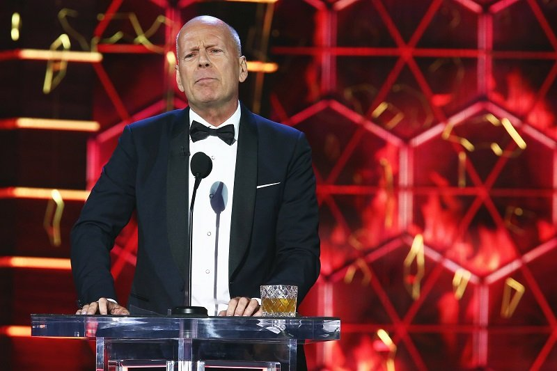 Bruce Willis on July 14, 2018 in Los Angeles, California | Photo: Getty Images