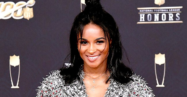 Ciara's Daughter Sienna Reacts to Other Kids Posing Like Models behind Her on Her B-Day Clip