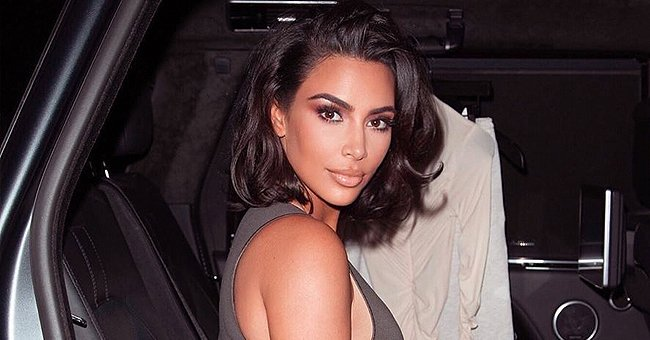 Kim Kardashian from KUWTK Gives Fans a Look at Personalized Test Questions She's Using for Practice before Bar Exam