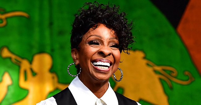 Gladys Knight Defies Her Age in a Red Top with Her Stunning Smile after 'Verzuz Battle' Reveal