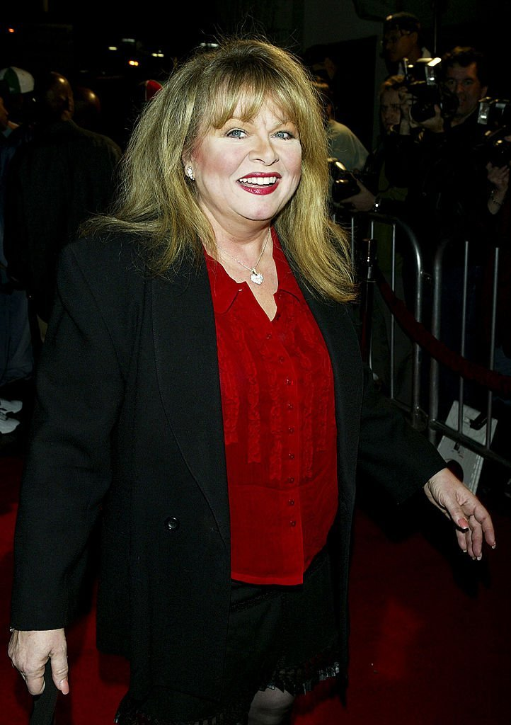 "Sally Struthers at the premiere of ""Against the Ropes"" at the Chinese Theater on February 11, 2004 