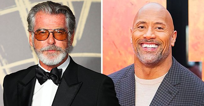 Pierce Brosnan to Make Superhero Debut in Dwayne Johnson's Movie 'Black Adam' — inside His Role
