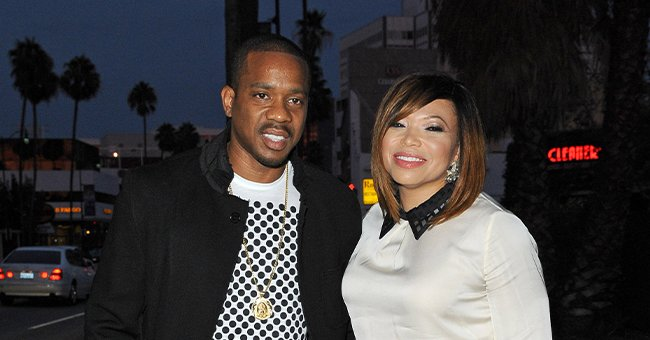 Tisha Campbell & Duane Martin's Youngest Son Is the Spitting Image of Dad on His 1st Day of Middle School