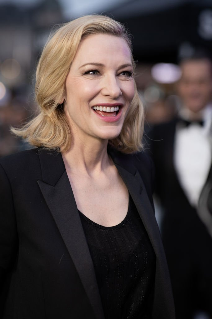 Cate Blanchett le 5 october 2019 à Zurich. l Source : Getty Images