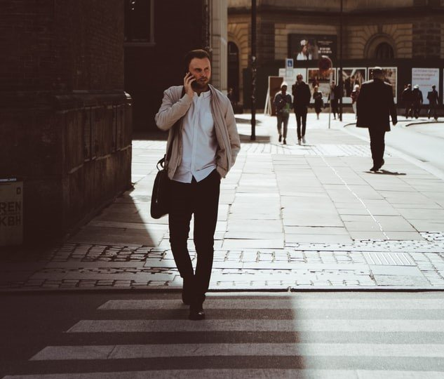 A call from the boss   Source: Unsplash